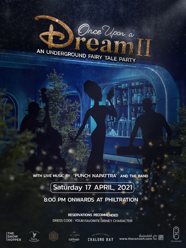 'ONCE UPON A DREAM' An Underground Fairy Tale Party 2